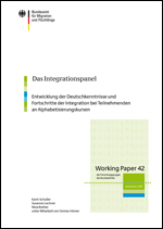 Cover des Working Paper 42